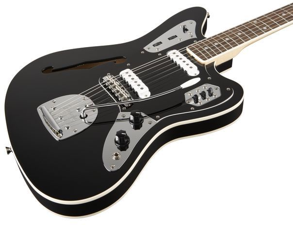 Fender Jaguar Thinline Special Edition Definely one in my guitar ...
