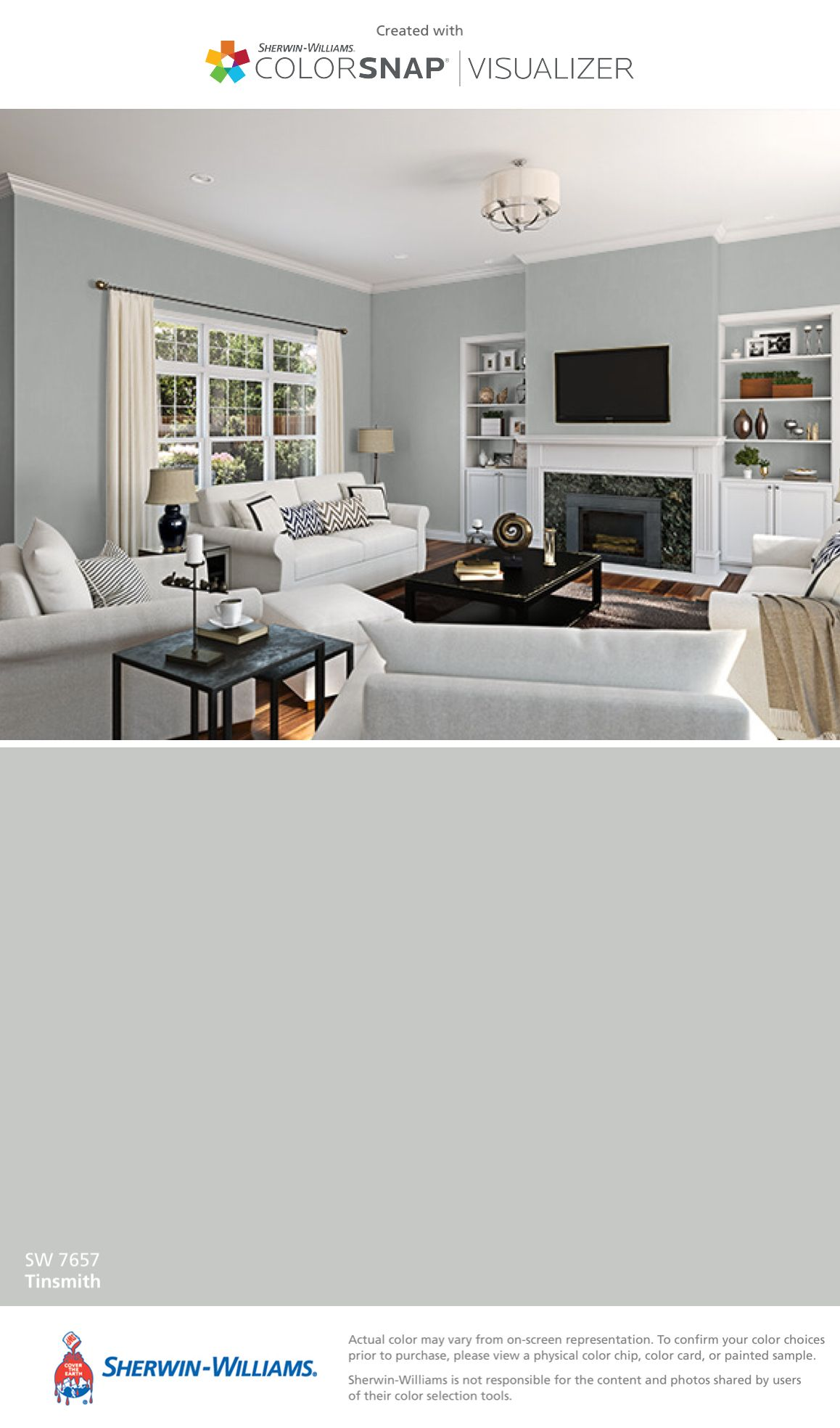I Found This Color With Colorsnap Visualizer For Iphone By Sherwin Williams Tinsmit Paint Colors For Home Sherwin Williams Paint Colors Matching Paint Colors