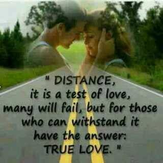 distance love this happen my husband and i i loves this