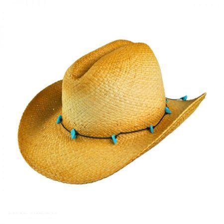Calamity Straw Cattleman Western Hat  827975041