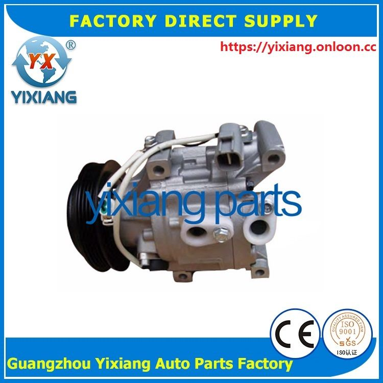 Auto Parts Air Conditioner Ac Compressor 12v For Corolla 447100 88310