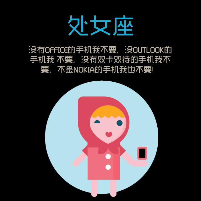 Nokia X2 Zodiac Campaign