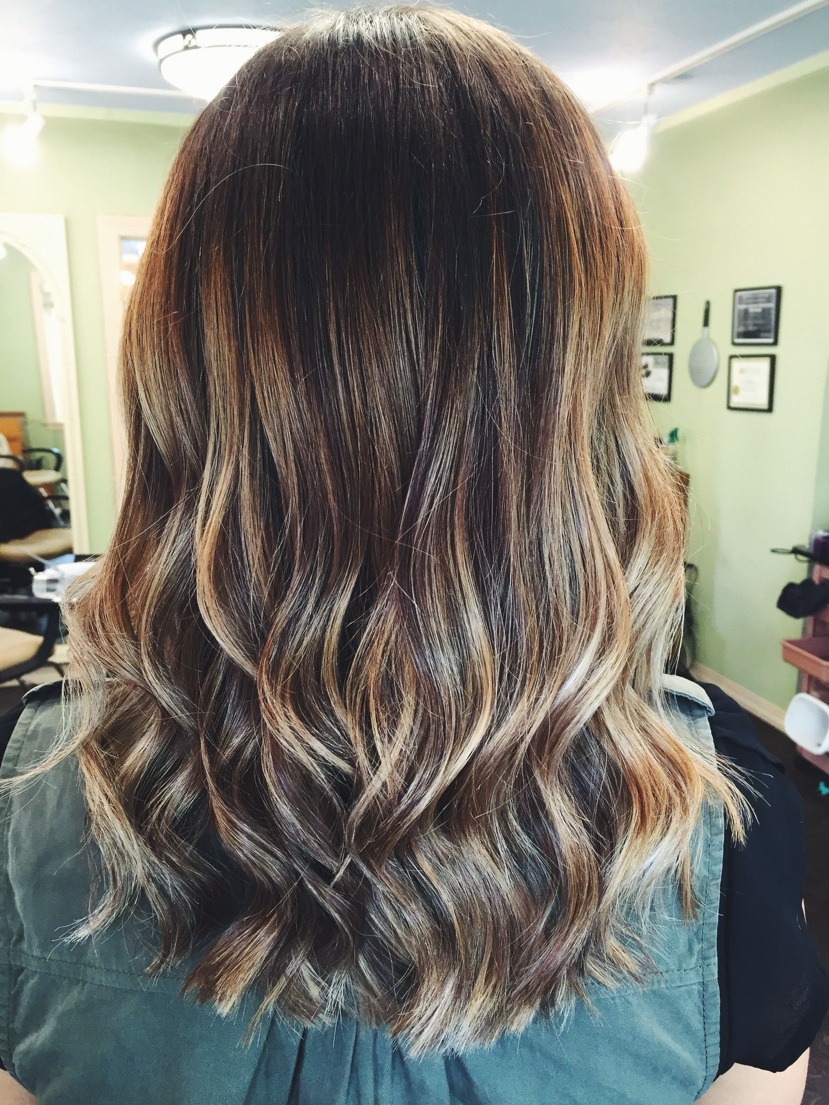Subtle blonde balayage highlights for brunettes blonde subtle blonde balayage highlights for brunettes blonde balayage highlights brunette pmusecretfo Image collections