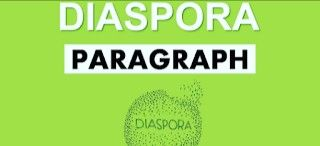 Diaspora Paragraph With Bangla Meaning Paragraph Hsc Butch 2020