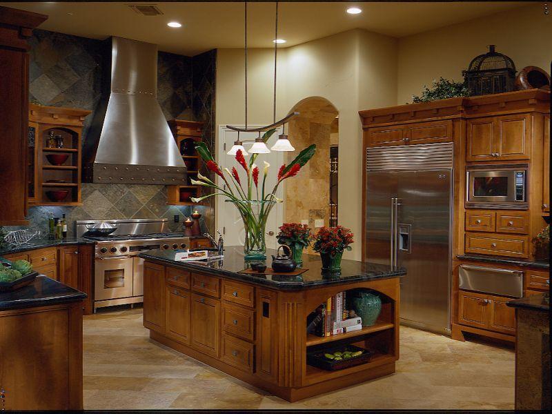 Sonora Vista Kitchen: Debra May Himes Interior Design: Scottsdale ...