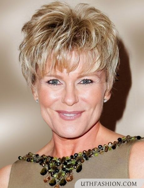 Excellent Over 50 Short Hairstyles And Hairstyles On Pinterest Hairstyles For Women Draintrainus