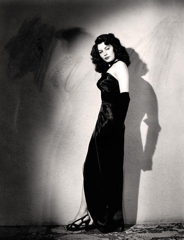 """Ava Gardner in """"I gangsters"""" (The Killers) di Robert Siodmak (1946)."""