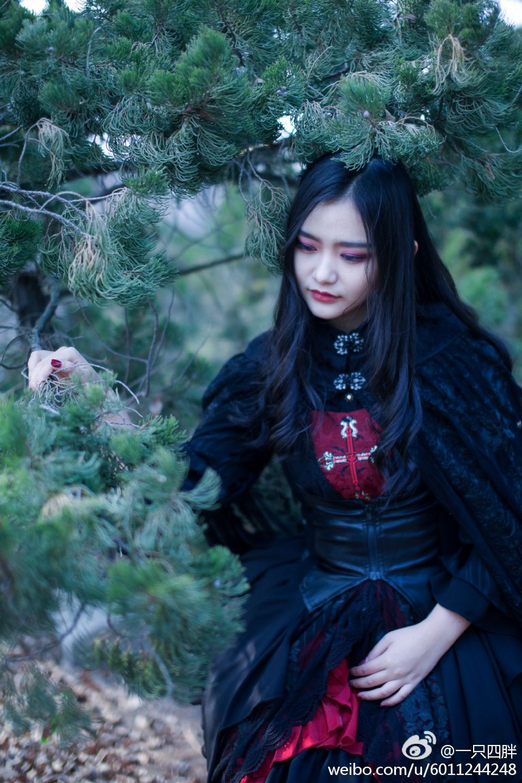 Gothic Lolita 十只四胖的照片 - 微相册