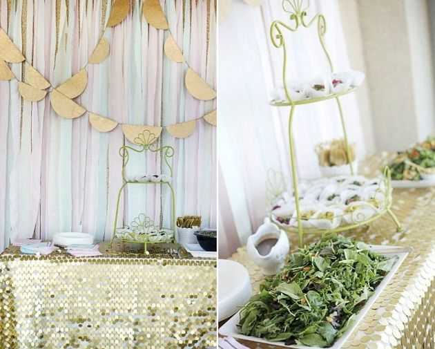 Bridal Shower With A Touch Of Glam {Guest Feature} — Celebrations at Home