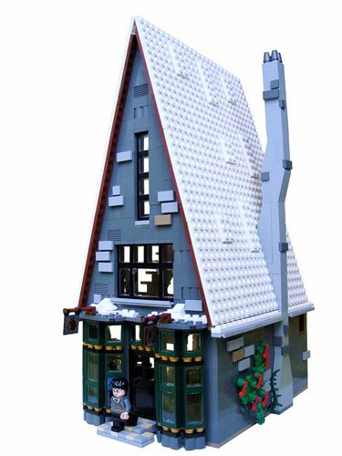 Hogs Head lego | Announcing the Winners of the Harry Potter Winter Break Contest