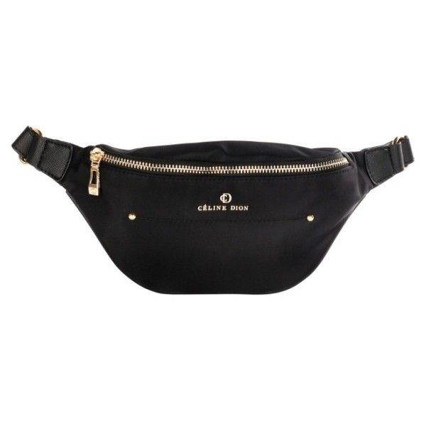 bacf890a68 Women s Celine Dion Presto Nylon Money Belt ( 68) ❤ liked on Polyvore  featuring bags