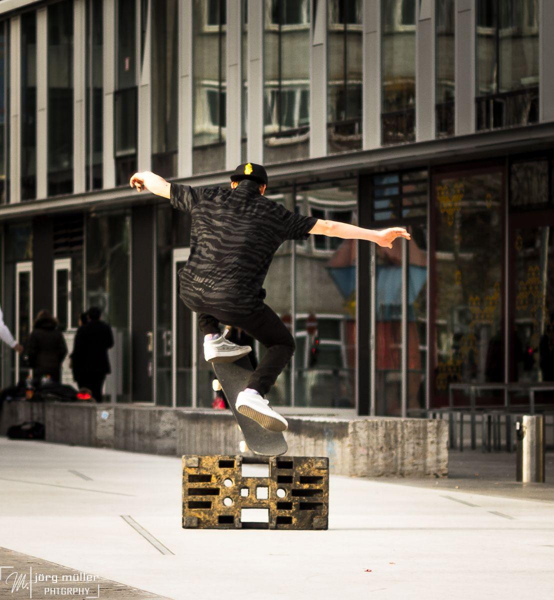 Street, skating, lilfestyle, fun - Stuttgart/Germany