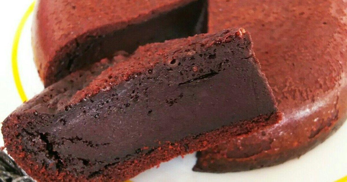 ケーキ ミックス ホット チョコ