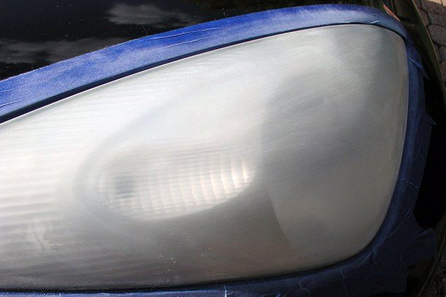 How to Clean Your Car Headlights | eHow.com