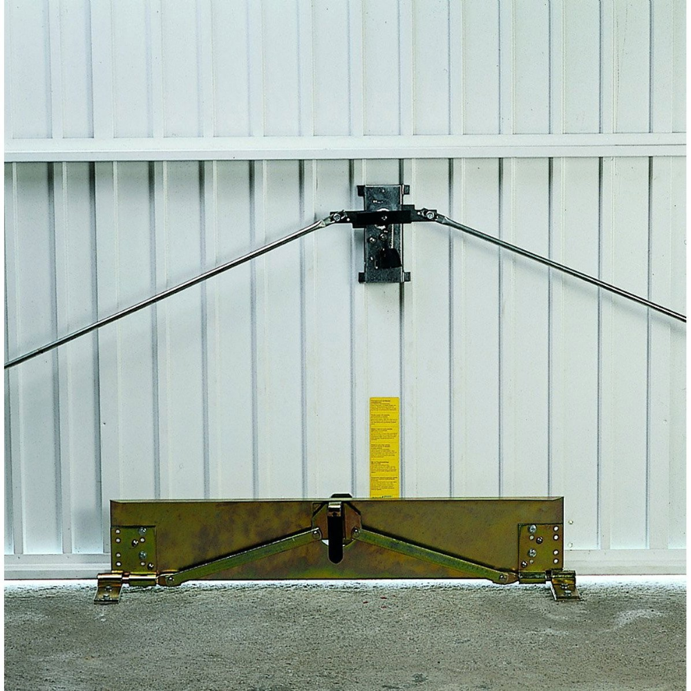 Serrure Porte De Garage Basculante Leroy Merlin Avec Wind