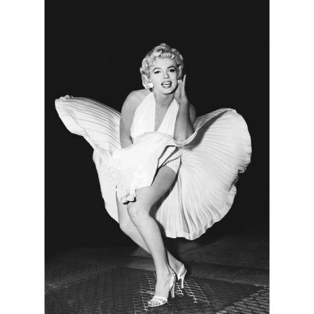 Ideal Dcor The Legend Wall Mural Marilyn monroe poster