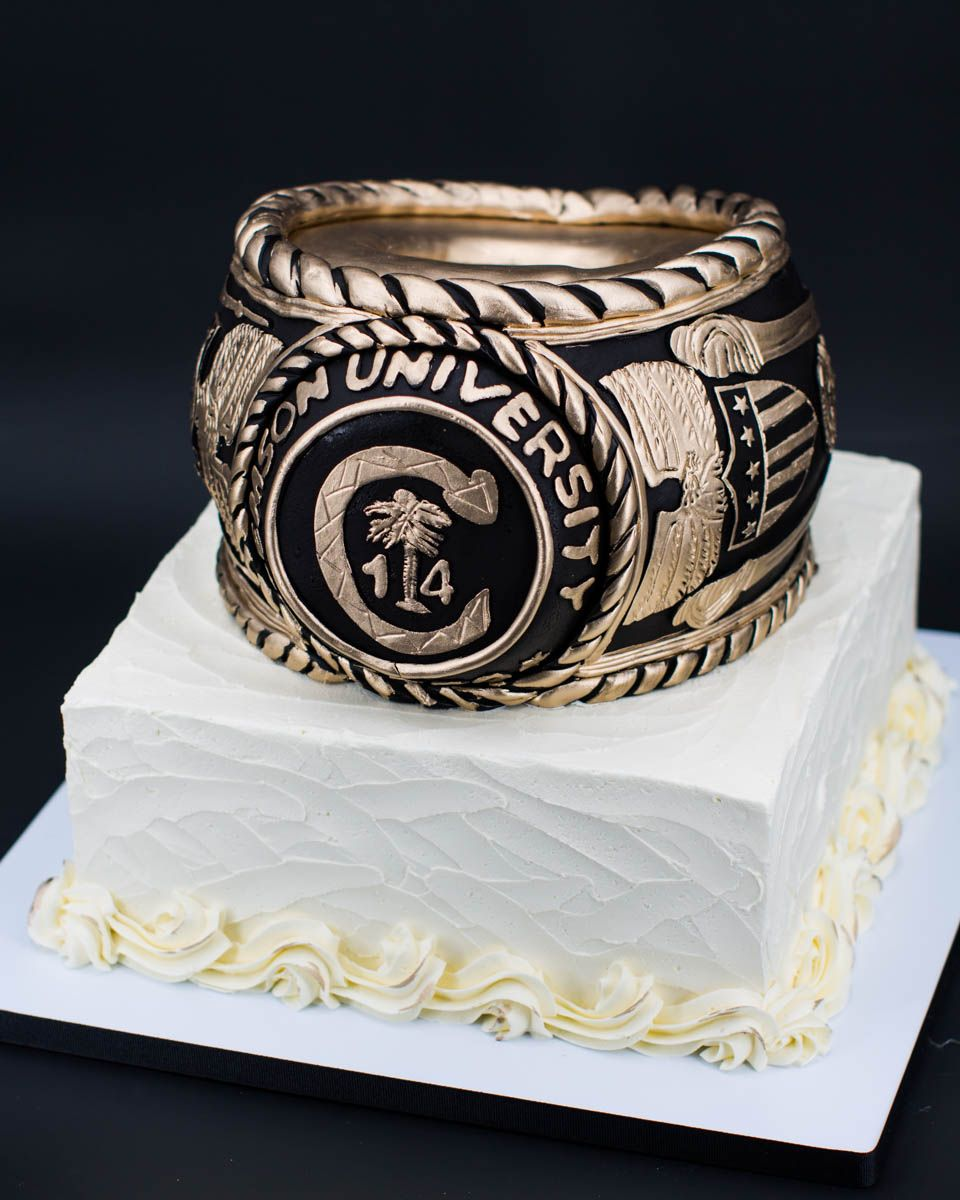 Clemson ring cake fiesta de minnie mouse fiesta minnie