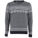 Threadbare Mens Dashwood Fairisle Knitted Mens Fairisle knitted jumper from Threadbare. Cut in a regular fit, the Dashwood sweater comprises a crew neck, long sleeves and contrasting ribbed trims. 100% Acrylic (Barcode EAN=5054640181167) http://www.MightGet.com/january-2017-11/threadbare-mens-dashwood-fairisle-knitted.asp