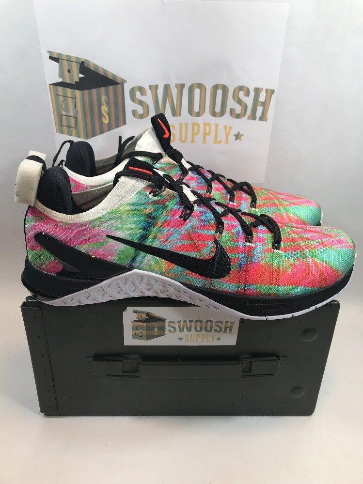 6ddd02496e3 Nike Metcon DSX Flyknit 2 Wodapalooza WOD Paradise AH7843 180 size 13  Nike   RunningCrossTraining