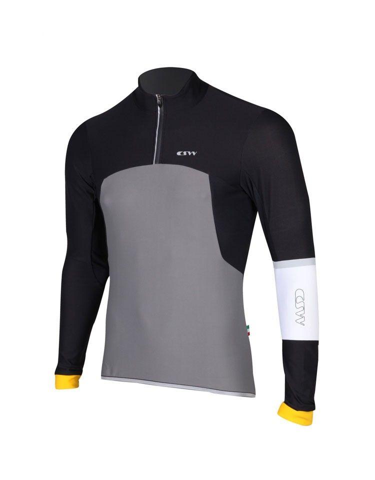 Campagnolo Ozone Half Zip Cycling Jersey, Cycling Jerseys, ProBikeKit Australia
