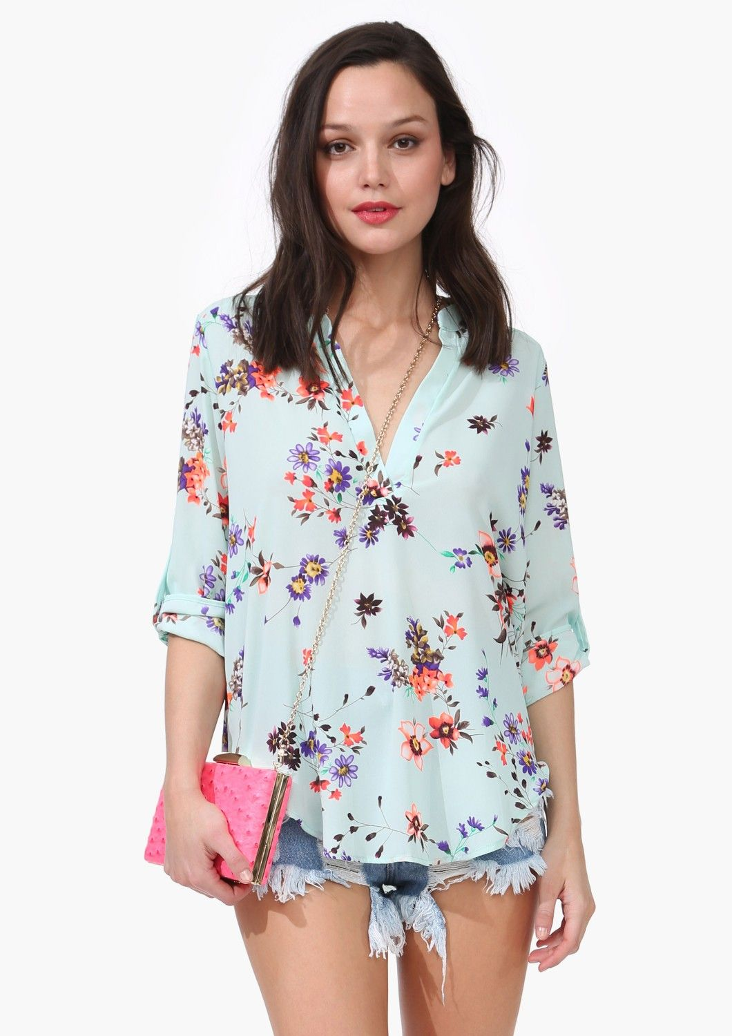 Art basel blouse spring fashion pinterest summer clothes and