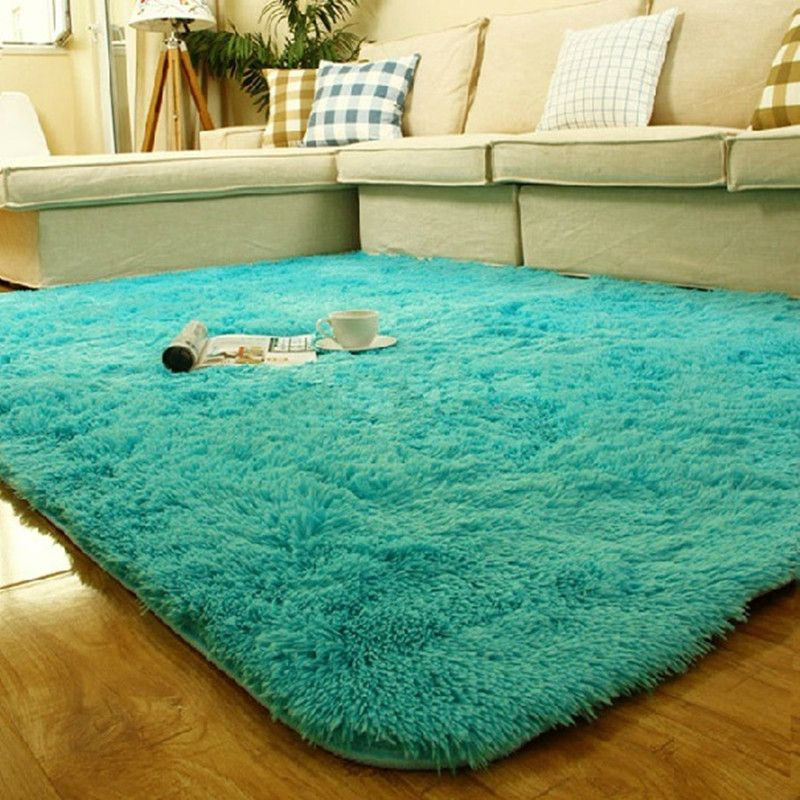 200 X 300cm 3 5cm Hair Floor Rug Thick Super Soft Gy Rugs And