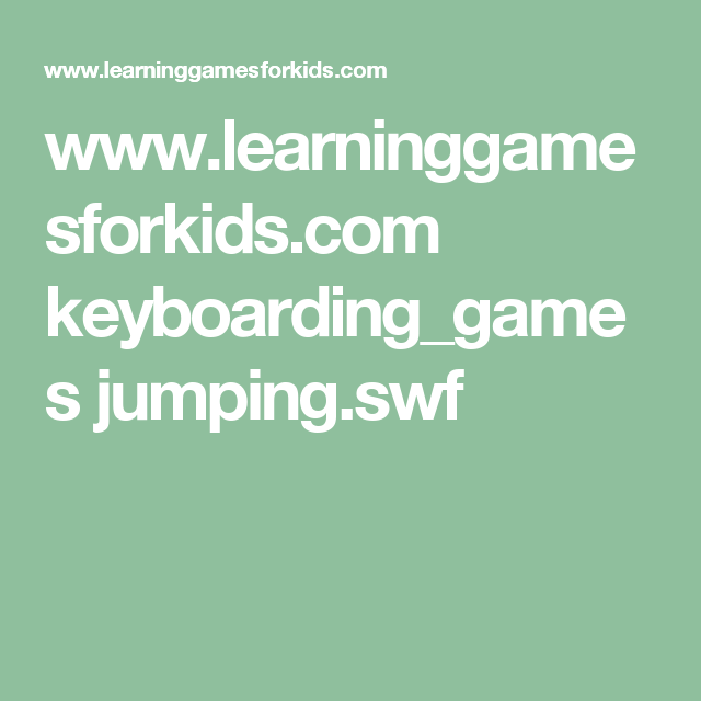 Typing Factory | Learning Games For Kids