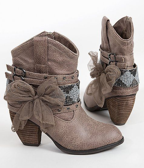 Not Rated Legacy Boot - Women's Shoes in Taupe | Buckle