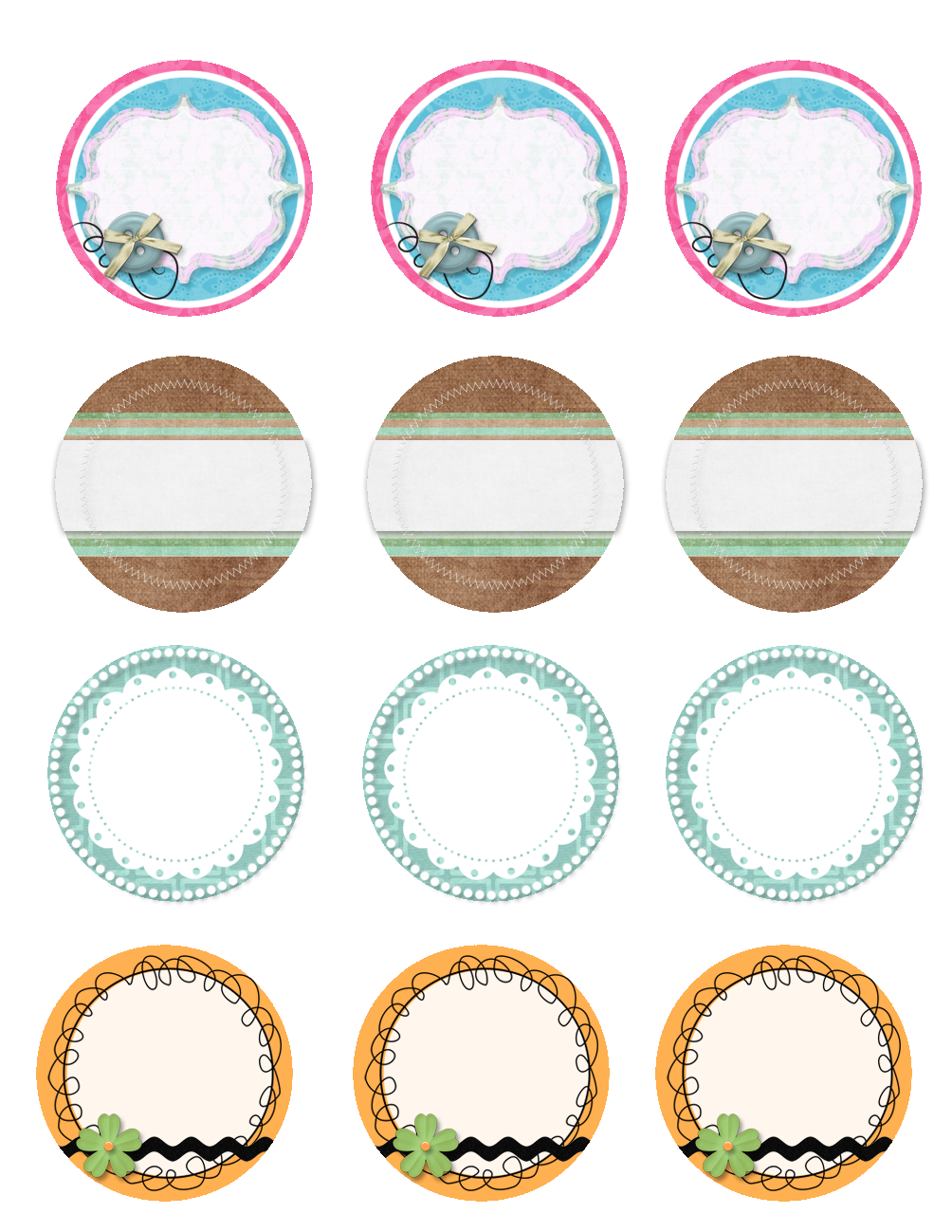 Free canning labels images printable mason jar lid for Jelly jar label template