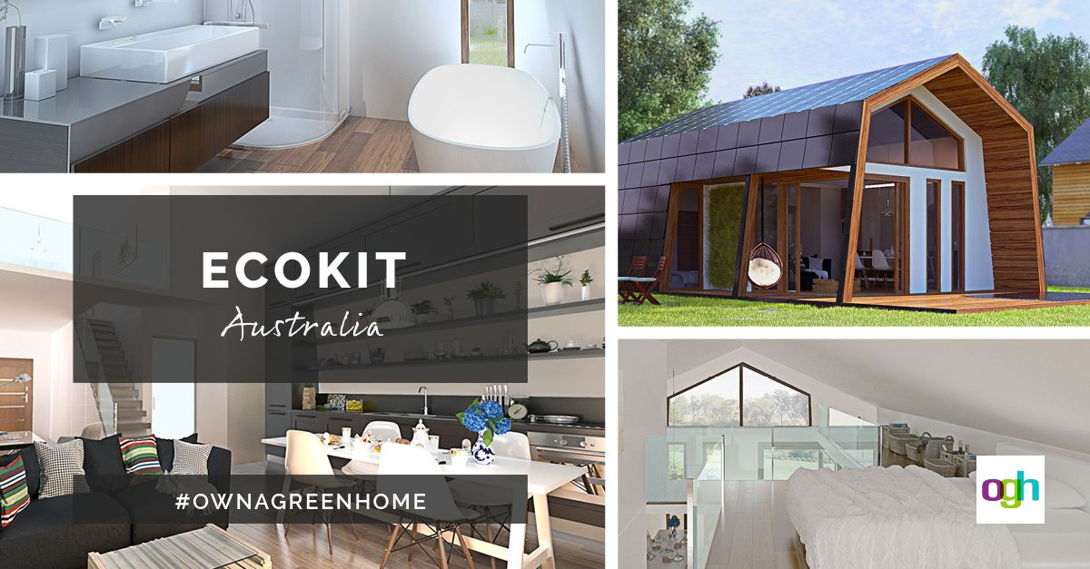 Get inspired by Ecokit innovative off grid living