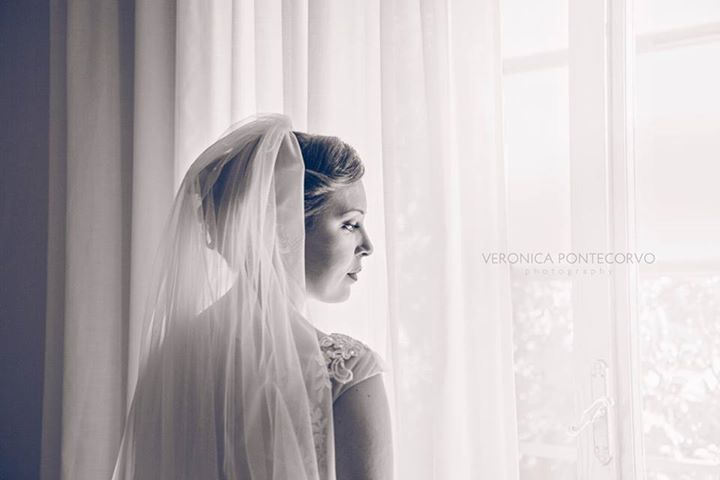 Bride - © Veronica Pontecorvo Photography All Rights Reserved.