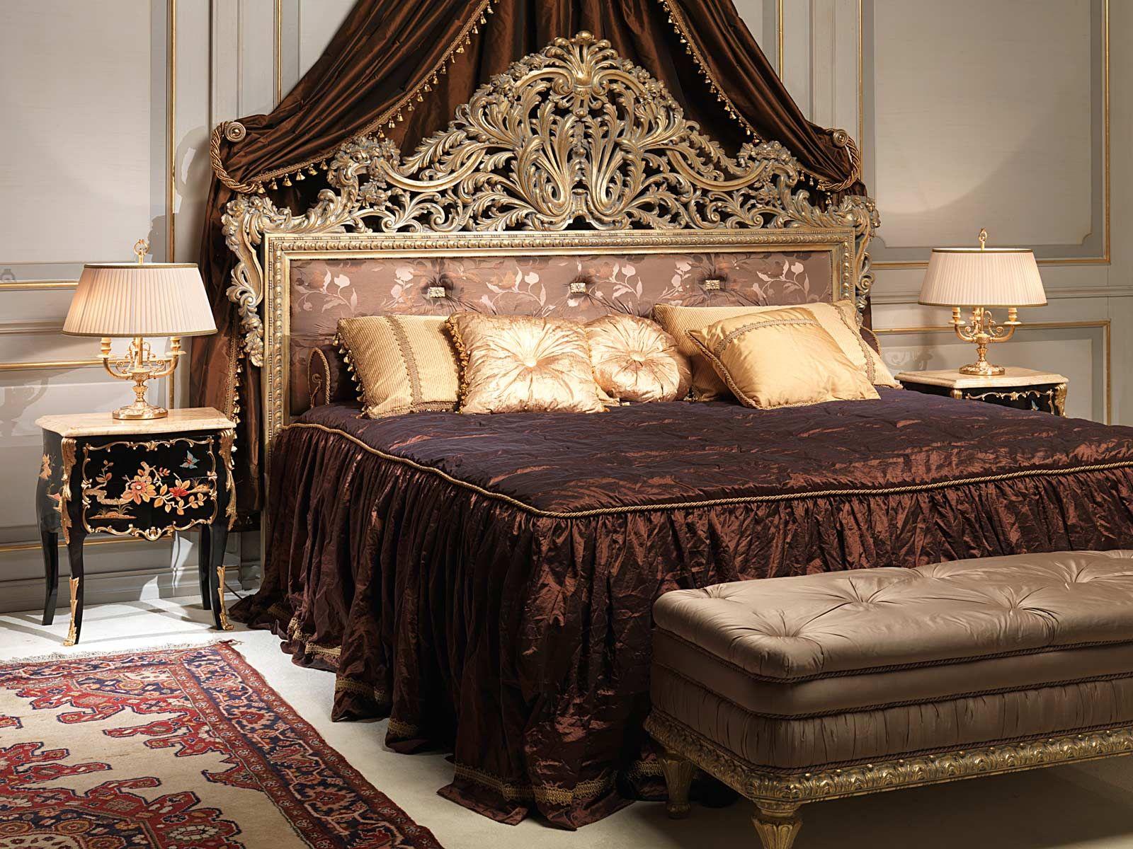 Camera Da Letto Classiche Di Lusso : Camera da letto ...