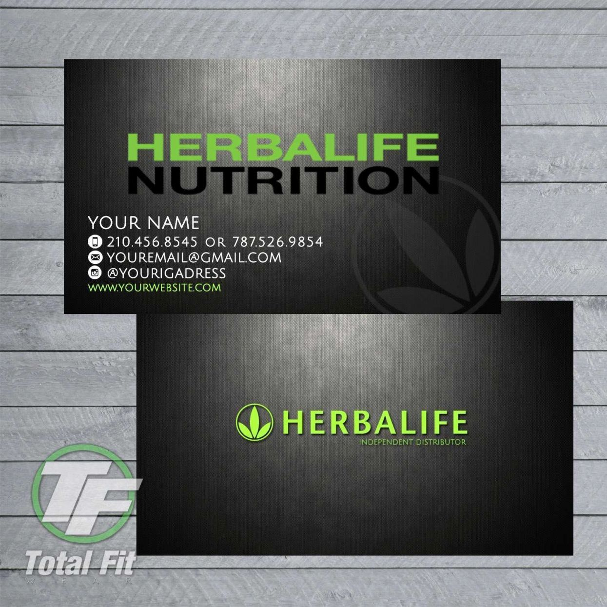 Herbalife Business Card Templates Best Of 24 Elegant Herbalife Business Card Temp Herbalife Business Card Templates Herbalife Business Cards Herbalife Business
