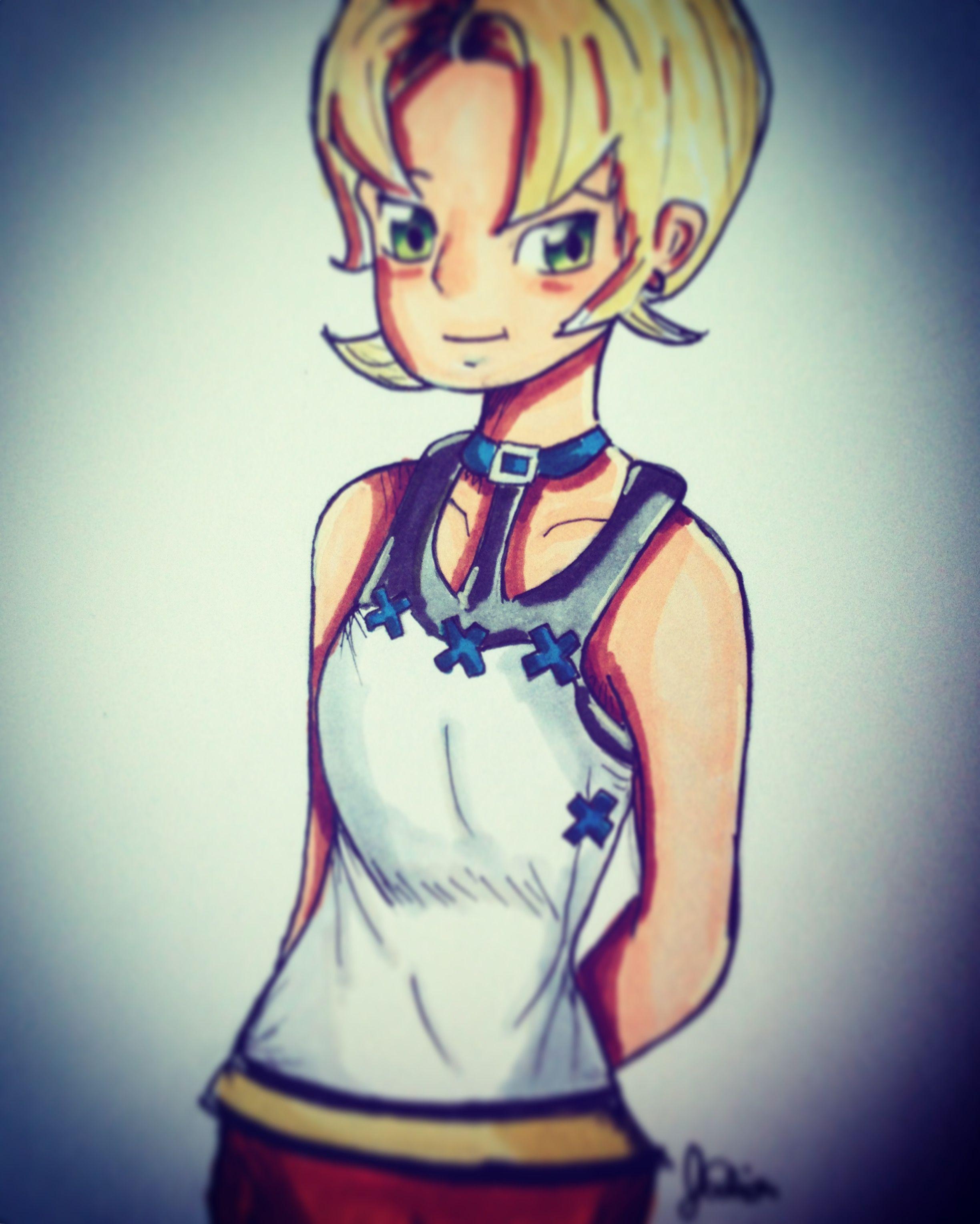 Ilia from Zelda: The Twilight Princess