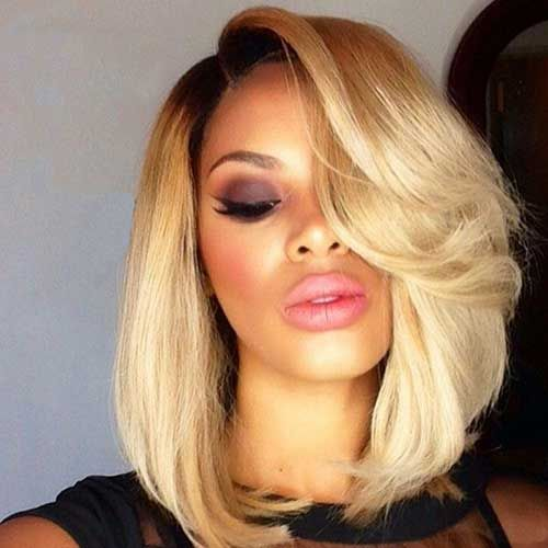 Ombre Hair Color Trends Is The Silver Grannyhair Style