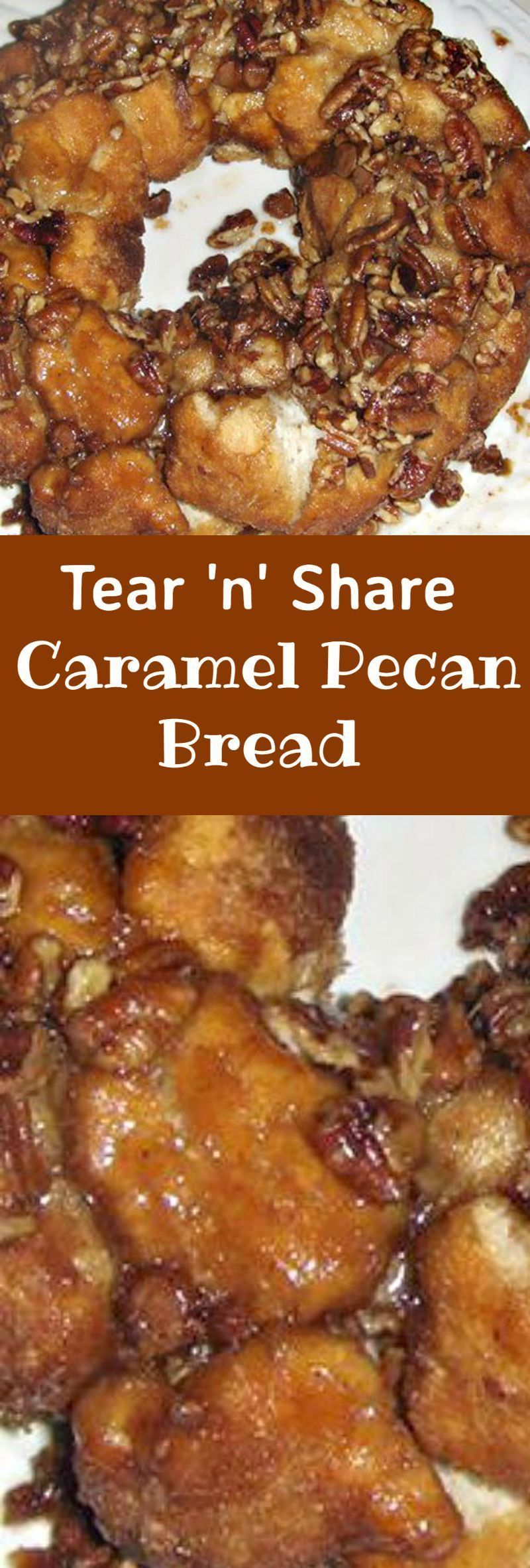 Tear n Share Caramel Pecan Bread. Sticky buns taken to another level! Check out what's in these! Really easy no fuss recipe, bake in a bundt then simply tear n share with your friends! #tearandsharebread Tear n Share Caramel Pecan Bread. Sticky buns taken to another level! Check out what's in these! Really easy no fuss recipe, bake in a bundt then simply tear n share with your friends! #tearandsharebread Tear n Share Caramel Pecan Bread. Sticky buns taken to another level! Check out what's in th #tearandsharebread