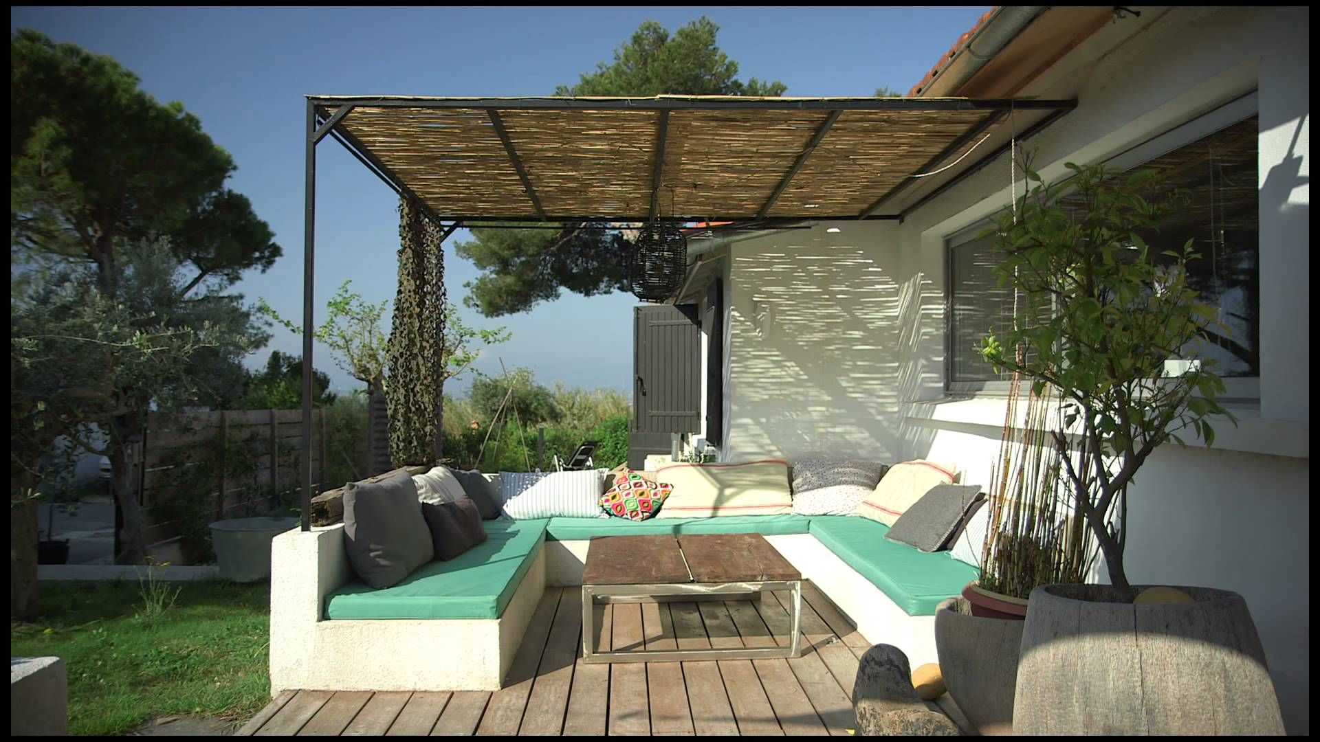 focus terrasse b ton cellulaire id es jardin pinterest. Black Bedroom Furniture Sets. Home Design Ideas