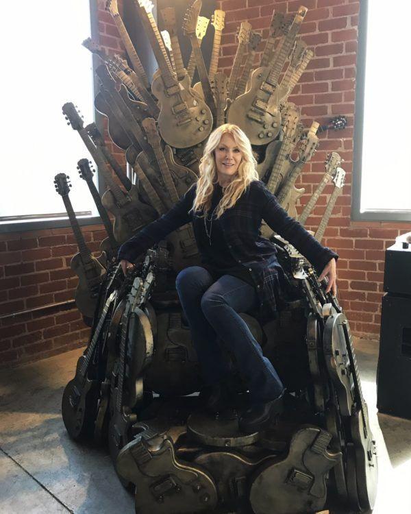Nancy Wilson - Throne of Guitars 2017