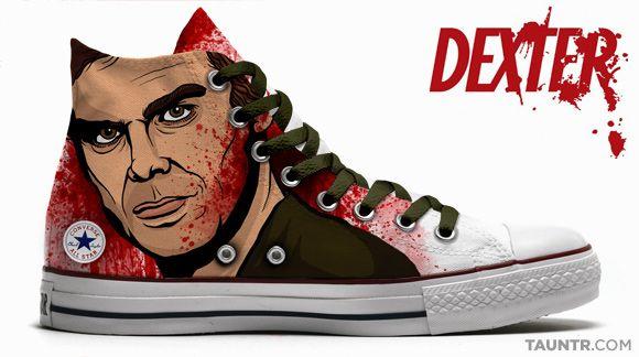 chaussure the walking dead,Converse All Star Femmes Hommes