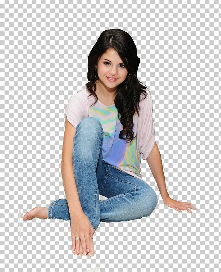 Selena Gomez PNG abdomen, arm, art, blue, desktop