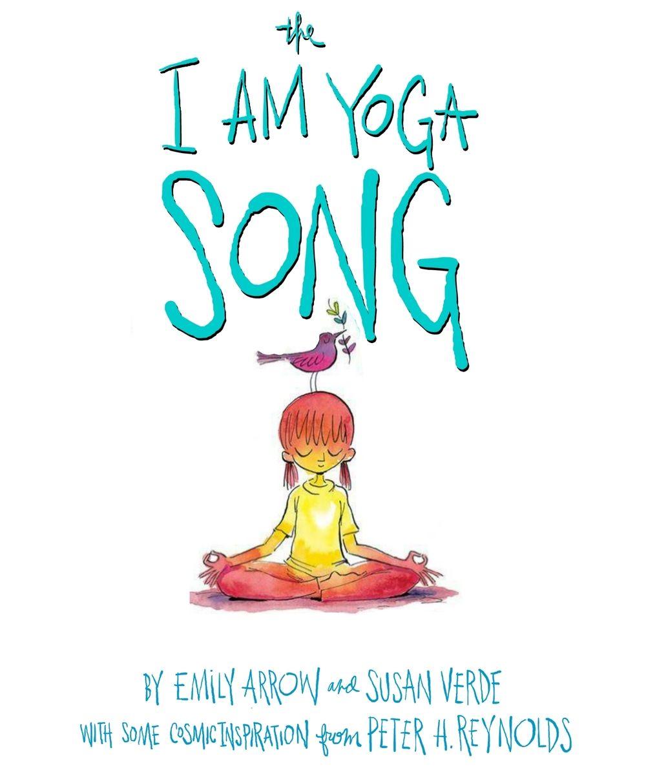 Bringing verdereynolds book i am yoga to life through