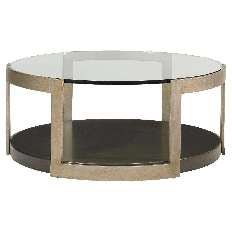 Sonja Industrial Loft Gold Metal Round Glass Coffee Table 1400 Coffee Table Round Glass Coffee Table Modern Coffee Tables [ 1500 x 1500 Pixel ]