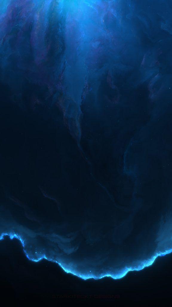 Iphone X Wallpaper Screensaver Background 579 Nebula 4k Ultra Hd