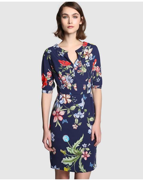 abb9170c3 vestidos cortos moda primavera verano