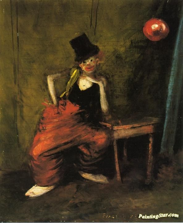 everett shinn/clown