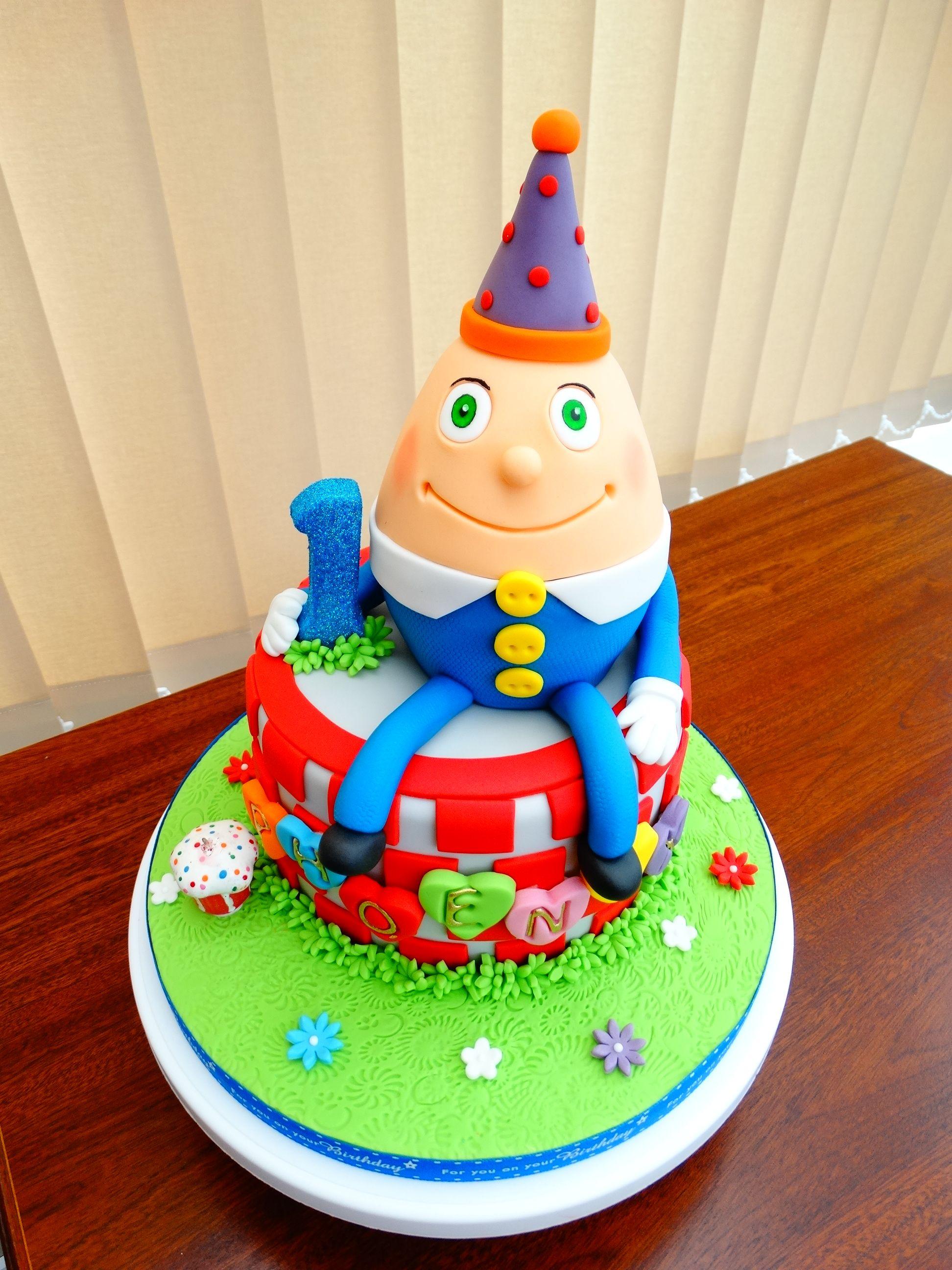 Humpty Dumpty Cake Xmcx