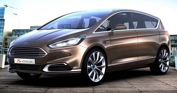 2019 Ford S Max Release Date