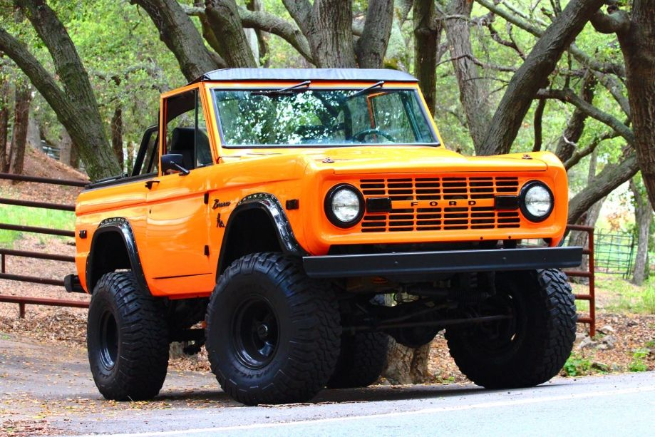 Choose Your Ride User Submits Only 30 Hq Photos Ford Bronco