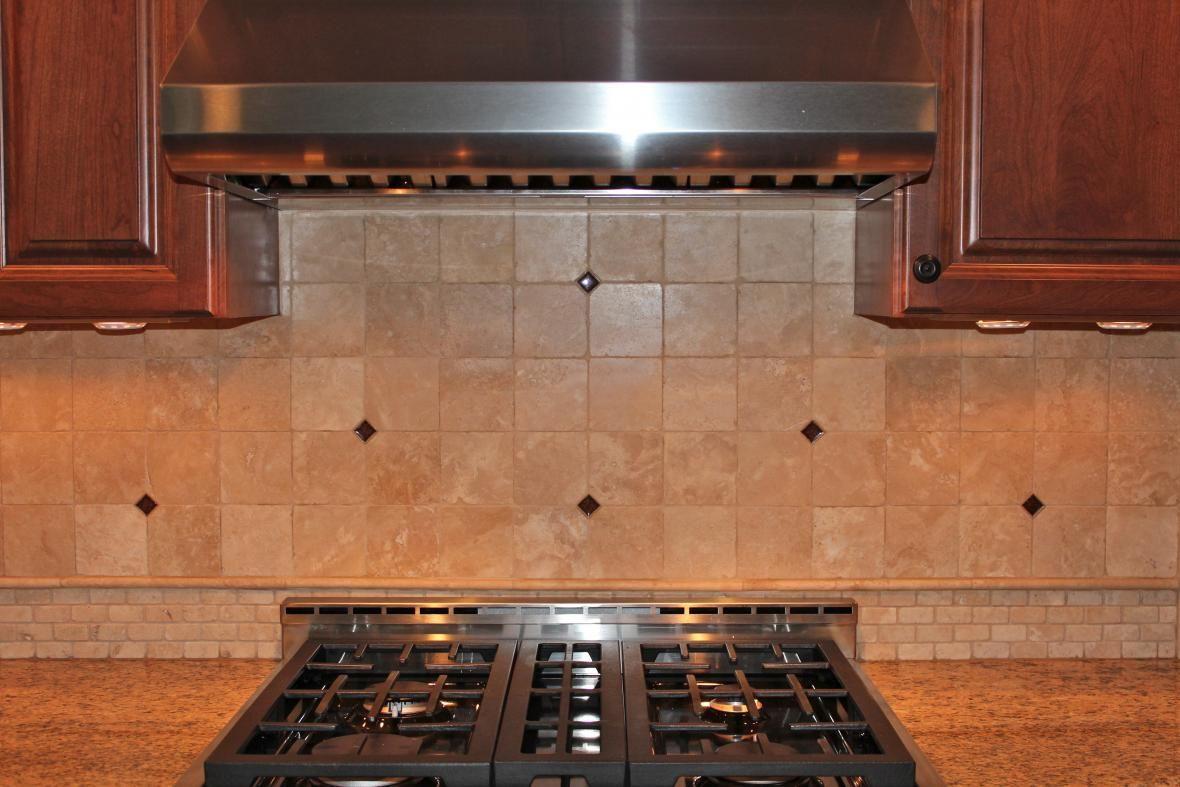 - Beautiful Decorative Tile Inserts Kitchen Backsplash Backsplash