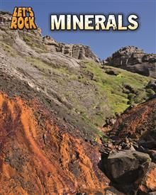 Minerals by Richard Spilsbury - ISBN: 9781406231830 (Raintree Publishers) | Primary United World College of South East Asia | Wheelers ePlatform